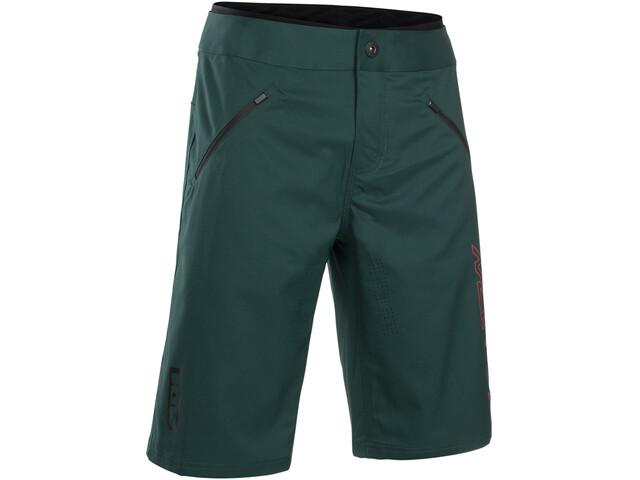 ION Traze Plus Bike Shorts Men, green seek